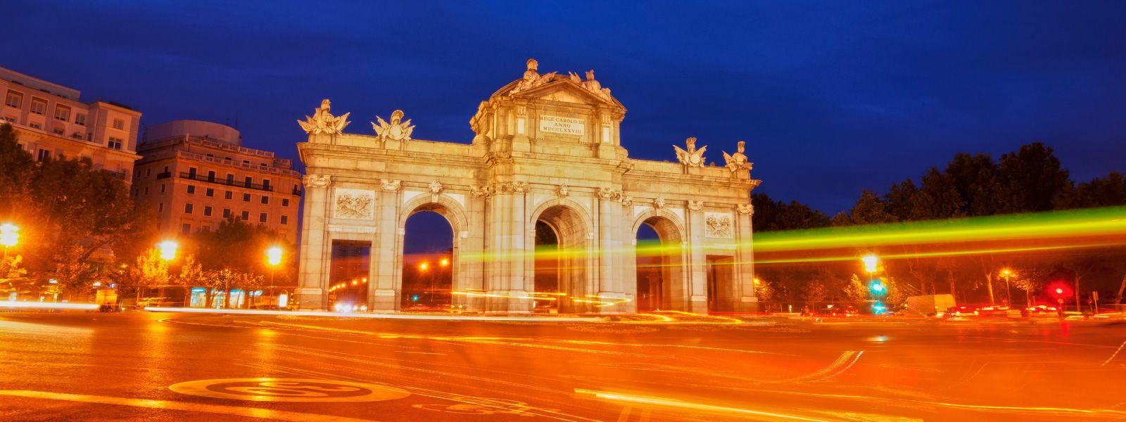 Madrid Puerta de Alcalá - Guías Turísticos